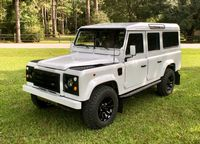 Defender 110 by HIMALAYA