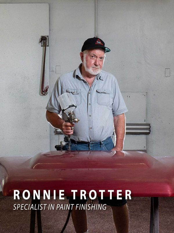 Ronnie Trotter